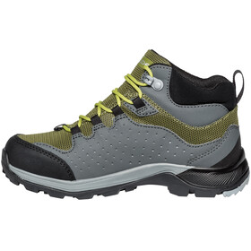 VAUDE Lapita Mid CPX Shoes Kids duff yellow